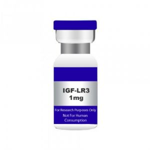 IGF1 LR3 1mg. USA MADE PEPTIDE, HIGHEST QUALITY AVAILABLE.